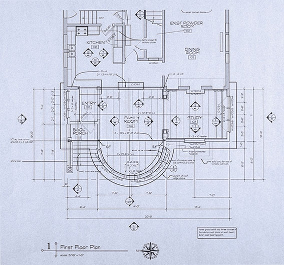 Contract | Minneapolis St. Paul Home Renovation, Restoration and Architects