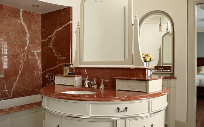 Summit Avenue Villa Master Bath