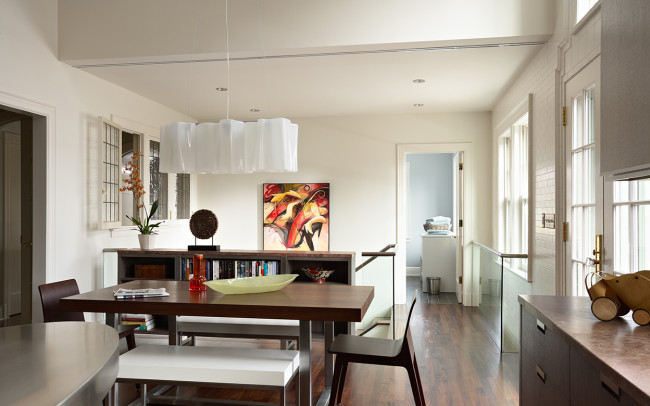 Summit Avenue Villa Dining Room