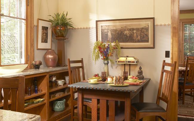 Saint Paul Prairie School Breakfast Room