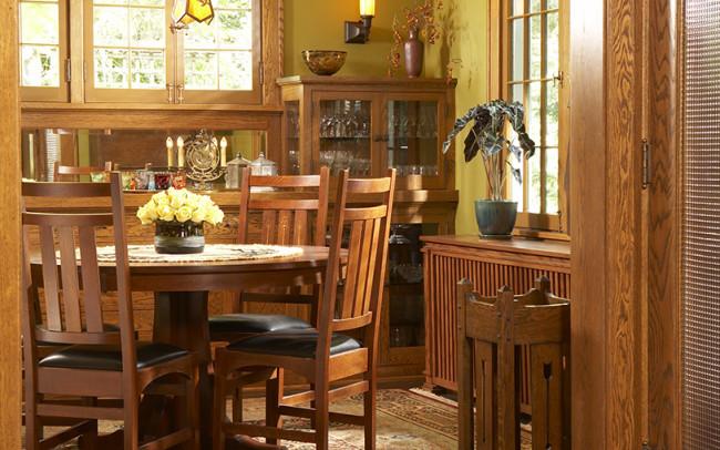 Saint Paul Prairie School Dining Room