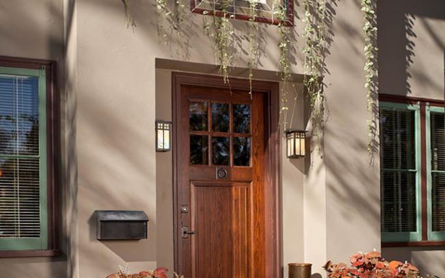 Saint Paul Prairie School Front Door