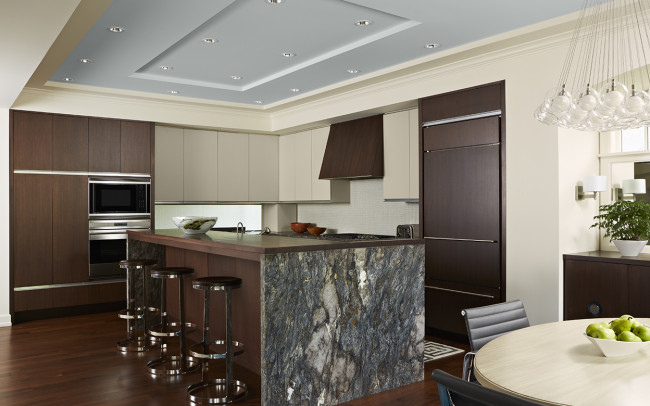 Sioux Falls Residence Kitchen