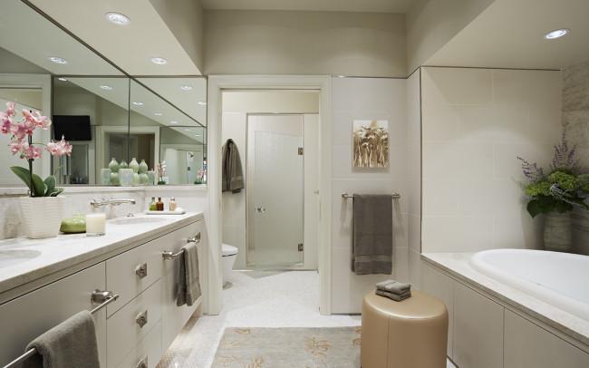 Sioux Falls Residence Master Bathroom