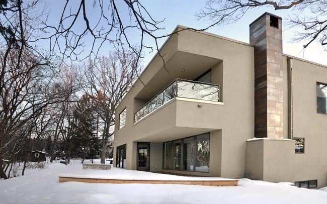 University Grove Residence Exterior
