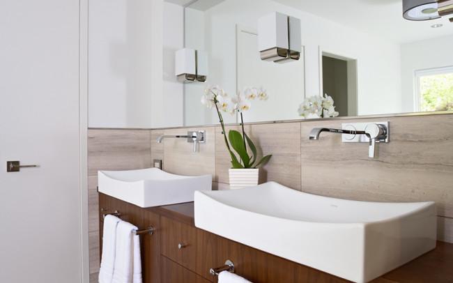 University Grove Residence Master Bath