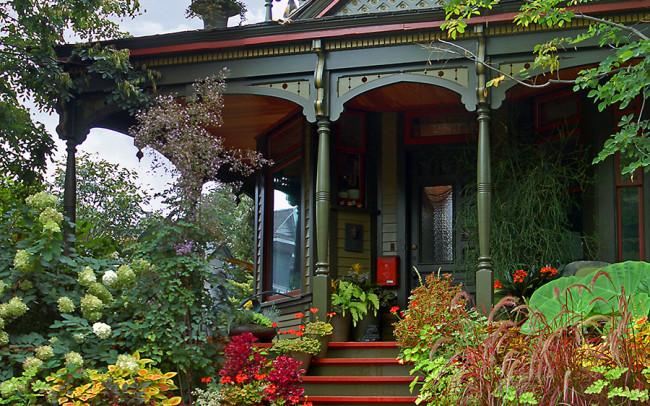 Avon Street Victorian Exterior