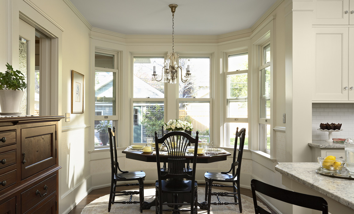 Cass Gilbert Shingle-Style Breakfast Room