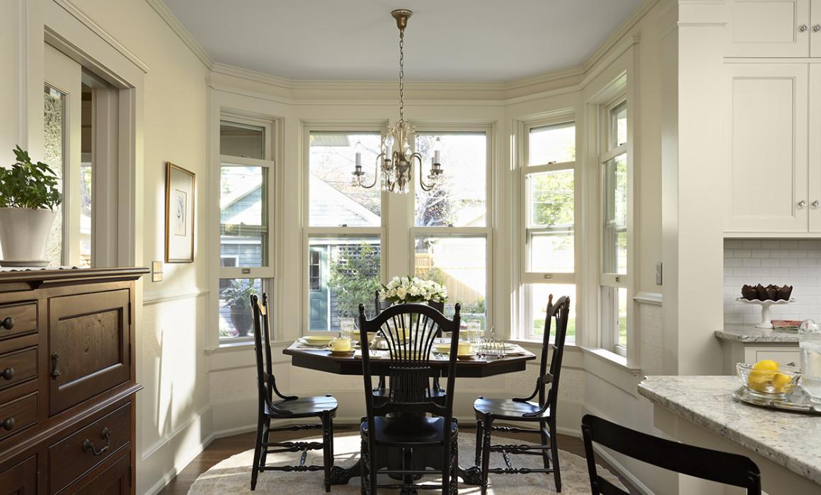Cass Gilbert Shingle-Style Breakfast Room