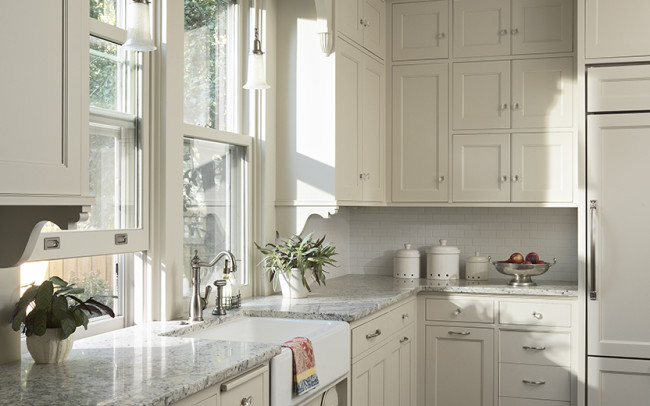 Cass Gilbert Shingle-Style Kitchen