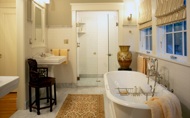 Crocus Hill Tudor Bathroom