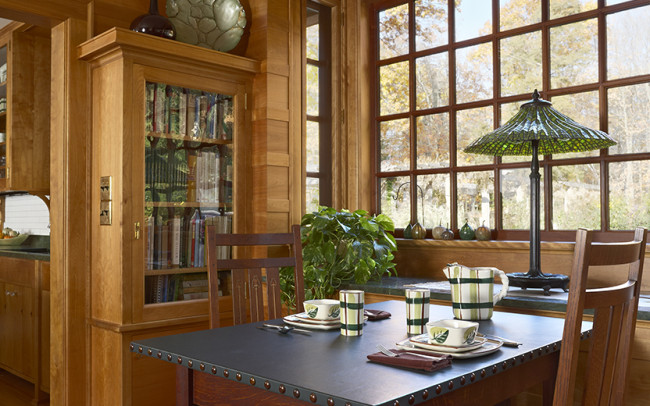 Deephaven Craftsman Breakfast Room