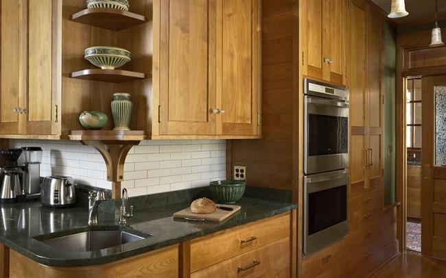 Deephaven Craftsman Kitchen