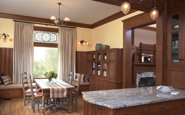 Kenwood Queen Anne Breakfast Room