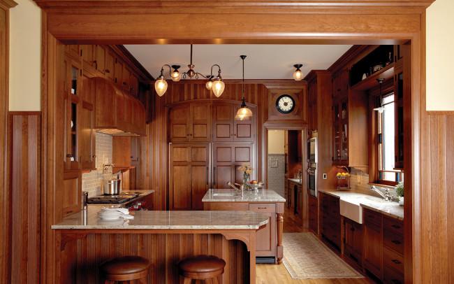 Kenwood Queen Anne Kitchen