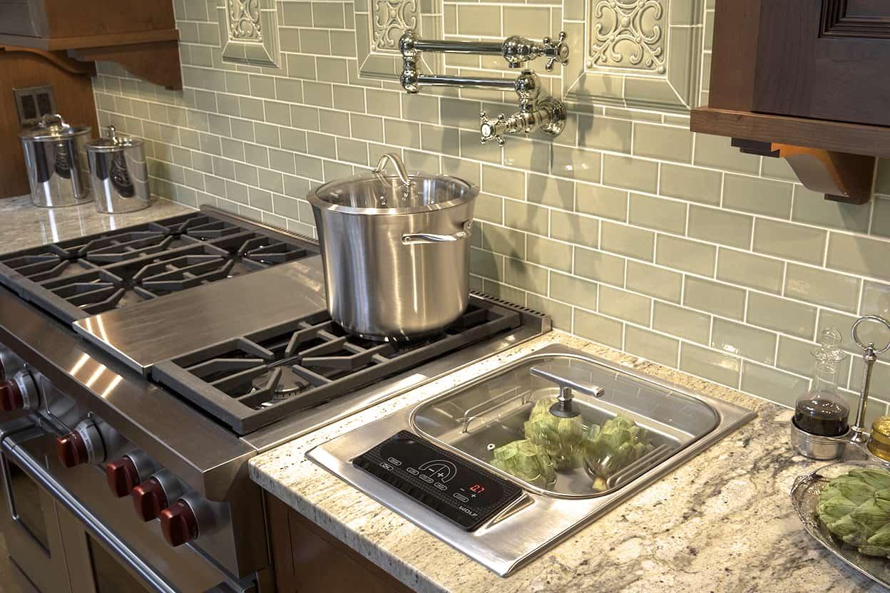 David Jones Kitchen Appliances Kenwood Queen Anne Remodel David Heide Design Studio