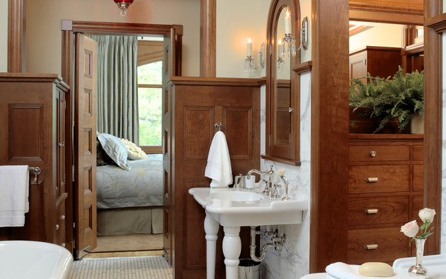 Kenwood Queen Anne Master Bath
