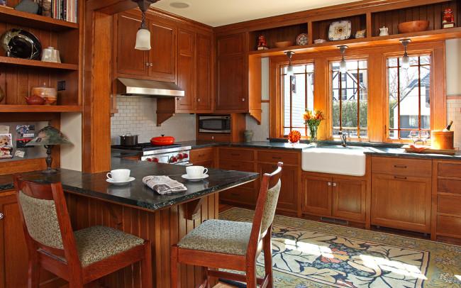 Montrose Place Bungalow Kitchen