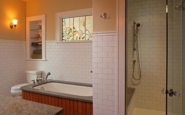 Montrose Place Bungalow Master Bath