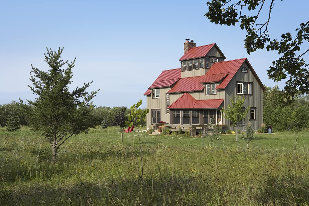 Otter Tail Hunting Lodge