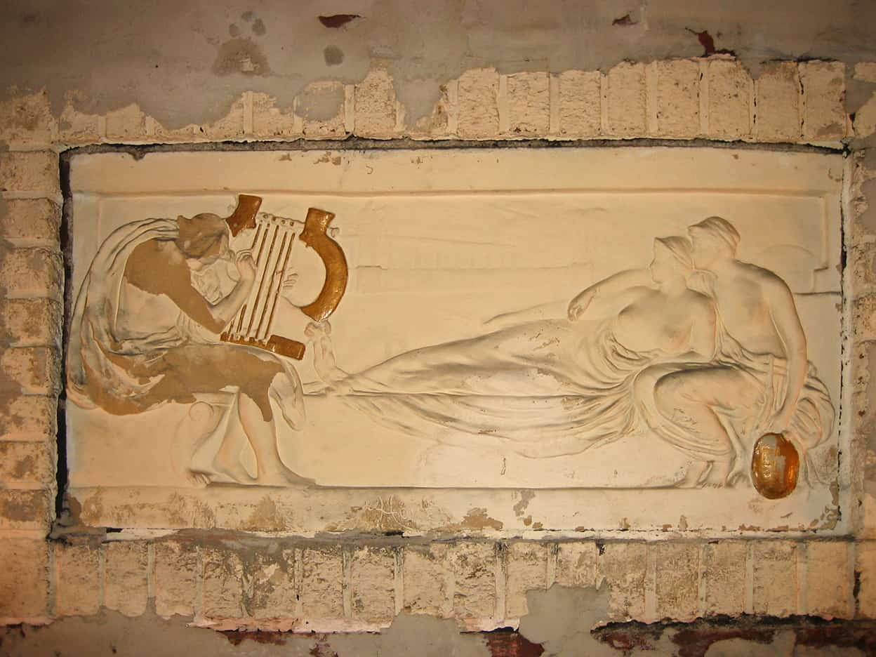 Famous Plaster Relief Wall Art Inspiration - Wall Art Collections ...