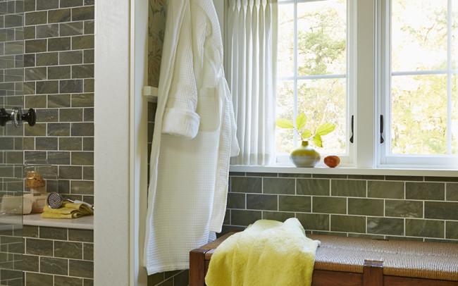 Saint Croix River Cabin Master Bath