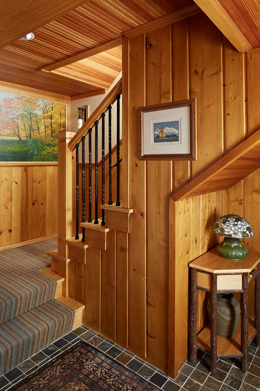 Saint Croix River Cabin Remodel David Heide Design Studio