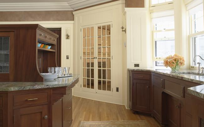 Summit Avenue Condo Kitchen