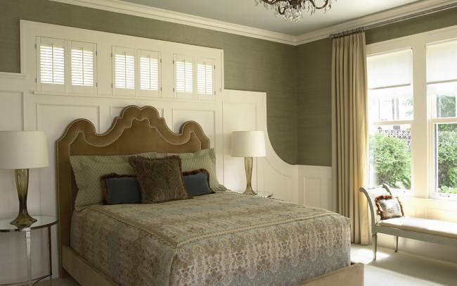 Summit Avenue Condo Master Bedroom