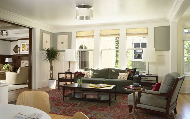 Summit Hill Residence Family Room