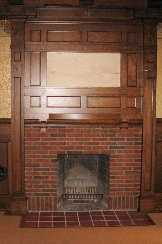 Summit Tudor Revival Step 6
