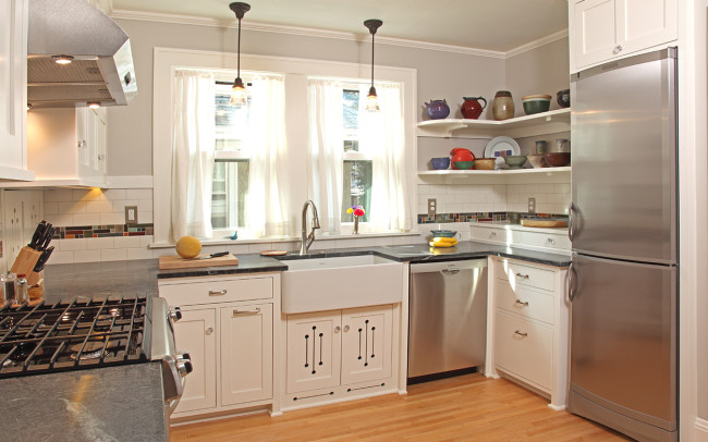 Warwick Street Bungalow Kitchen