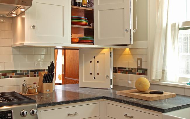 Warwick Street Bungalow Kitchen