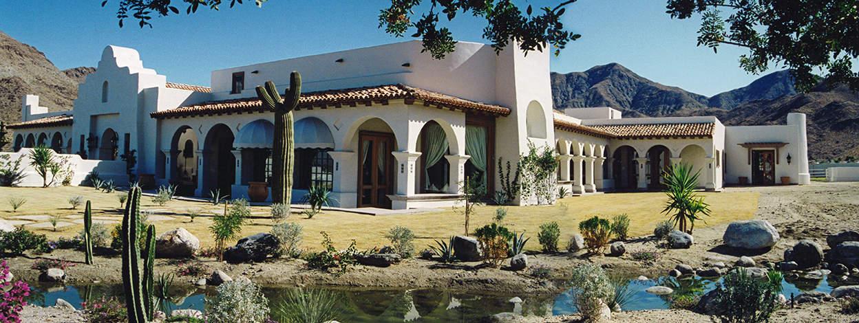 California ranch david heide design studio for California ranch style architecture