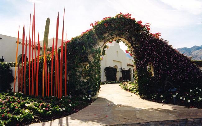 California Ranch Exterior