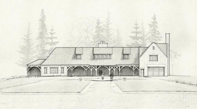 sketch & site plan