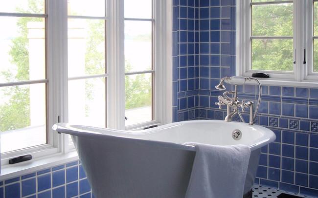 Perham Residence Guest Bath