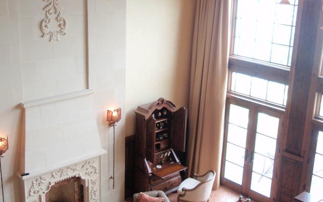 Perham Residence Living Room