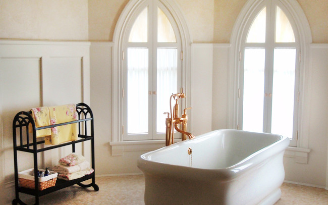 Perham Residence Master Bath