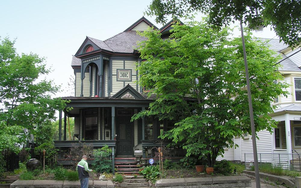 Avon Street Victorian Before