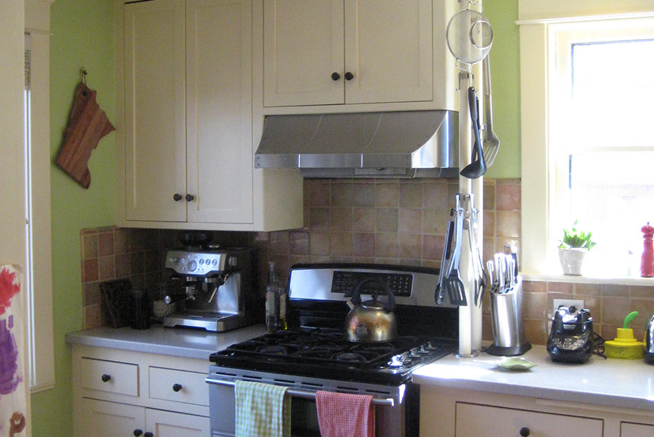 Franklin Ellerbe Tudor Kitchen - Before