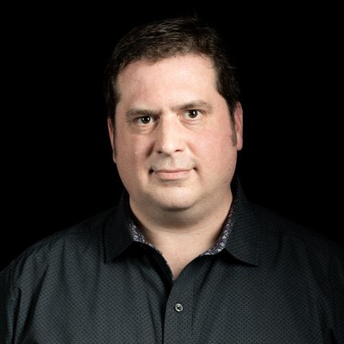 Brad Belka, Senior Design Associate